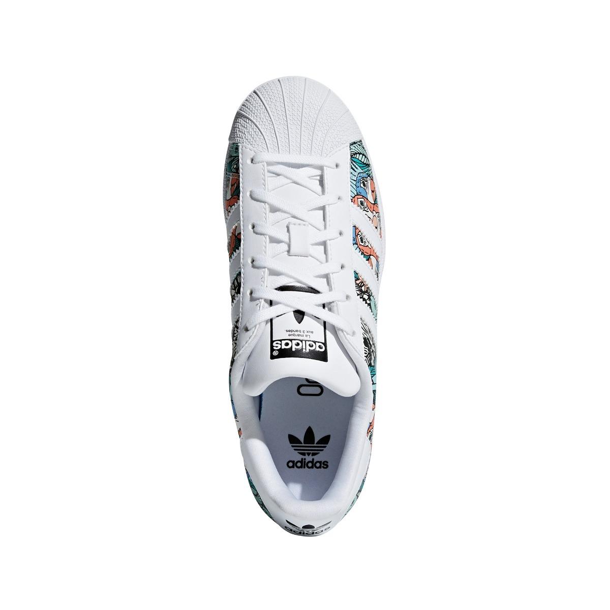 07bc6374edb761 zapatillas adidas superstar j unisex de niños- originals. Cargando zoom.