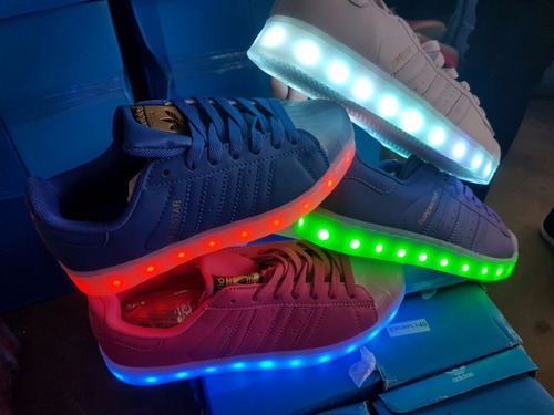 adidas zapatillas led