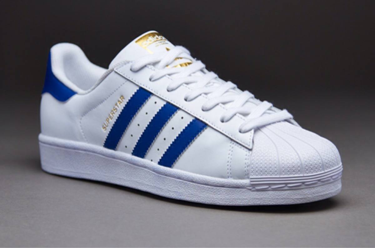 adidas azules superstar