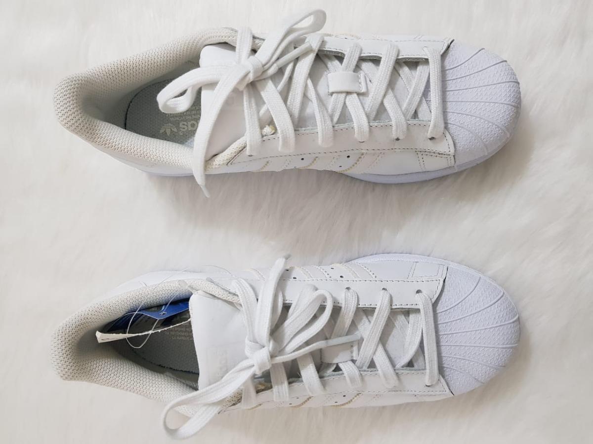 Zapatillas adidas Superstar Mujer 37/us 7 Original Sin Caja