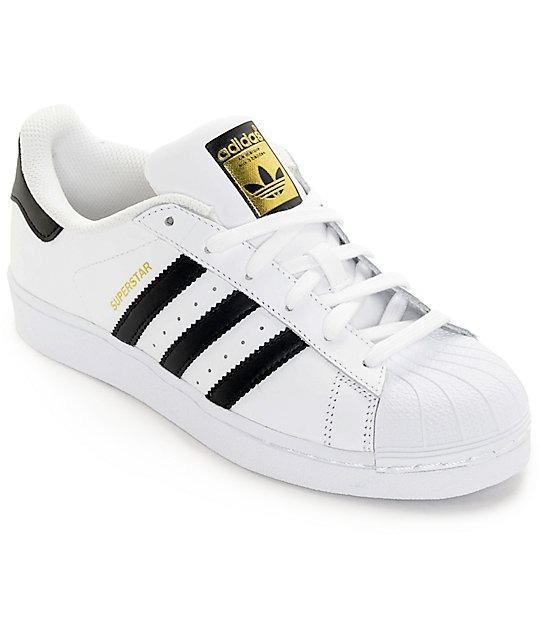 premium selection c1af8 d726a ... promo code zapatillas adidas superstar mujer originals blanco negro  474fc dff0b