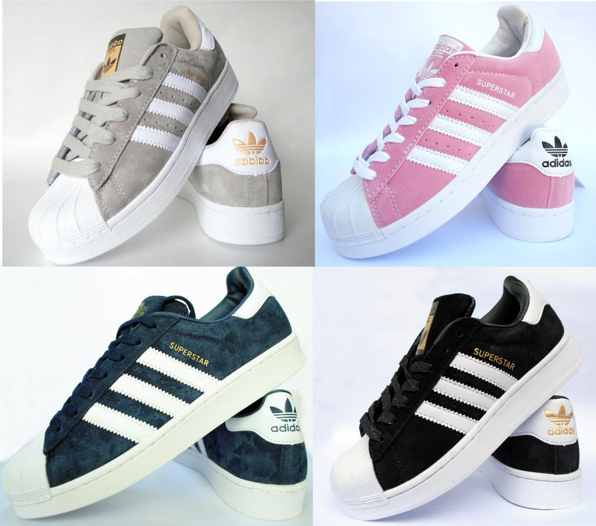 Zapatillas Adidas ,negras Con Tiras Zapatillas en Mercado