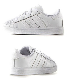 Adidas Superstar Negras Talle 43 Zapatillas Urbanas Adidas