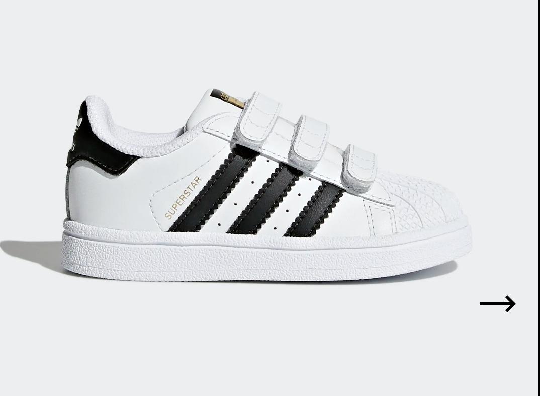 Zapatillas 00 Y S 24 En Adidas Niñas Talla Niños Superstar 149 qUzpMVGS