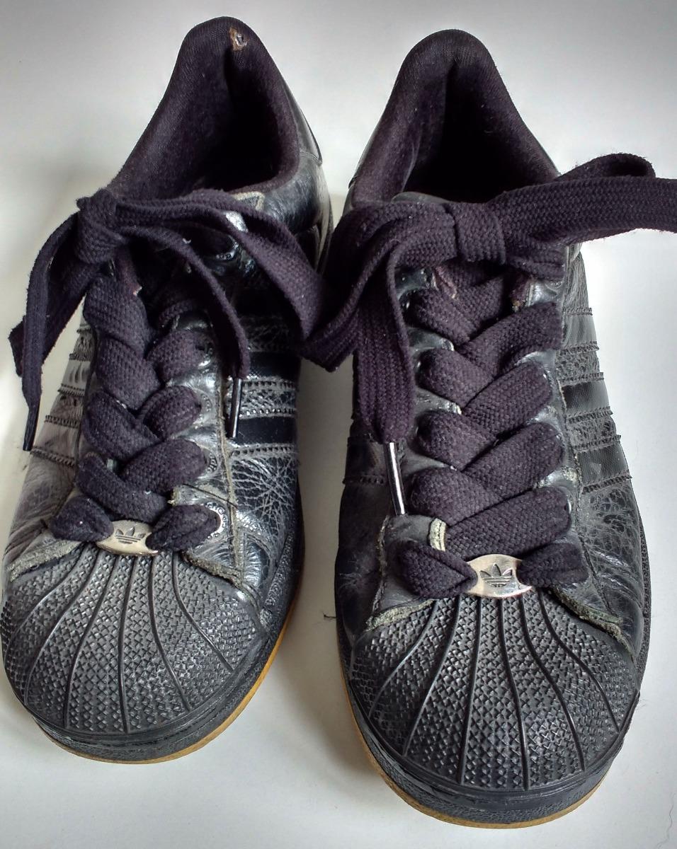 zapatillas adidas superstar original todas negras nro 37. Cargando zoom. e31ab846a05a5