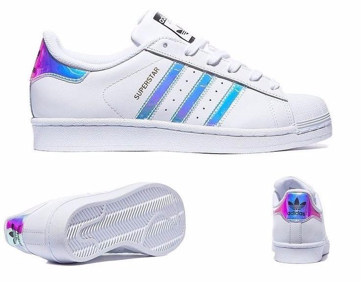 zapatillas adidas superstar mujer 2018