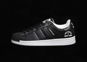 abb7d0d0f Adidas Superstar Negras Tela - Ropa y Accesorios en Mercado Libre ...