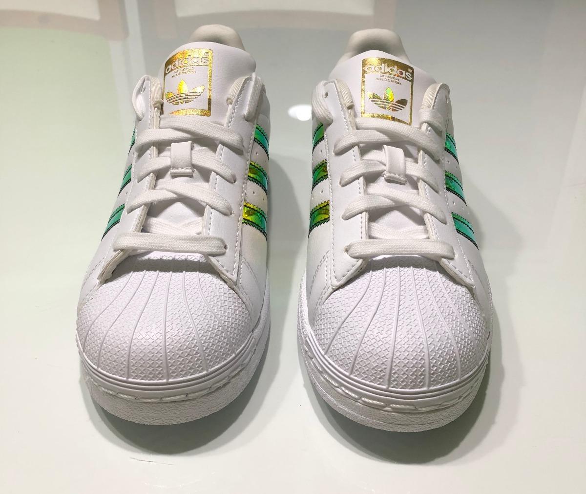 Zapatillas adidas Superstar Originales Mujer Fr38