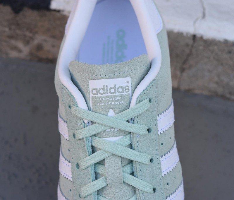 Zapatillas adidas Superstar Originales Mujer Verde Agua