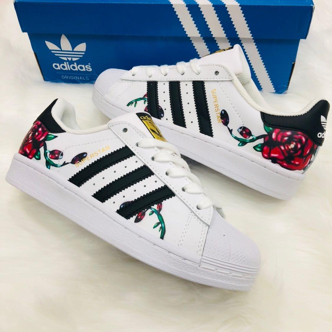 Zapatillas adidas Superstar Para Dama