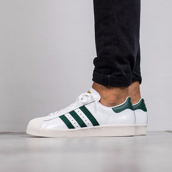zapatillas adidas rayas verdes