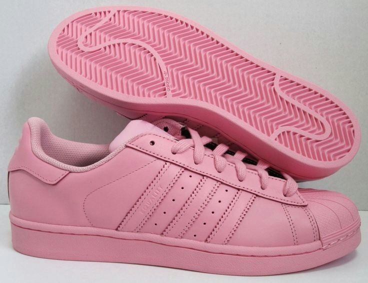 sports shoes 6ea70 207b3 zapatillas adidas superstar rosa - originales - envio gratis