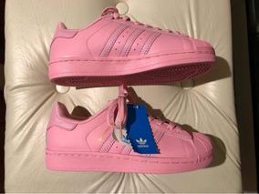 Zapatillas Adidas Superstar Talle 36 Rosas 2EIHD9W