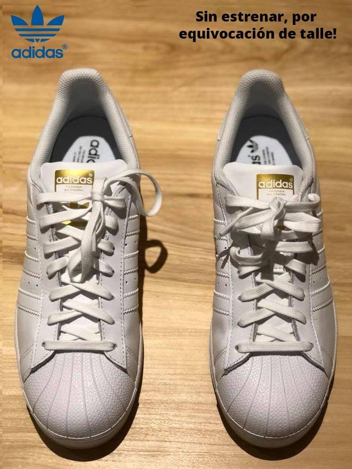 c9ddc13fcba Zapatillas adidas Superstar - Sin Uso Traidas De Usa - (43 ...