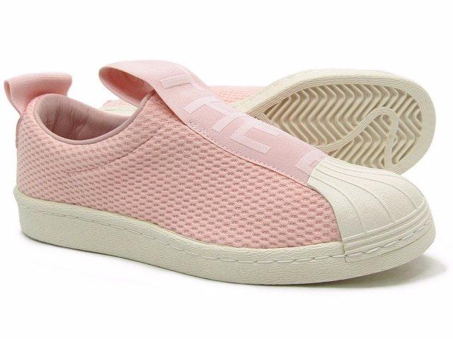 d0d845c0d611d Zapatillas adidas Superstar Slip On Bw35 Rosas- Originales -   2.499 ...