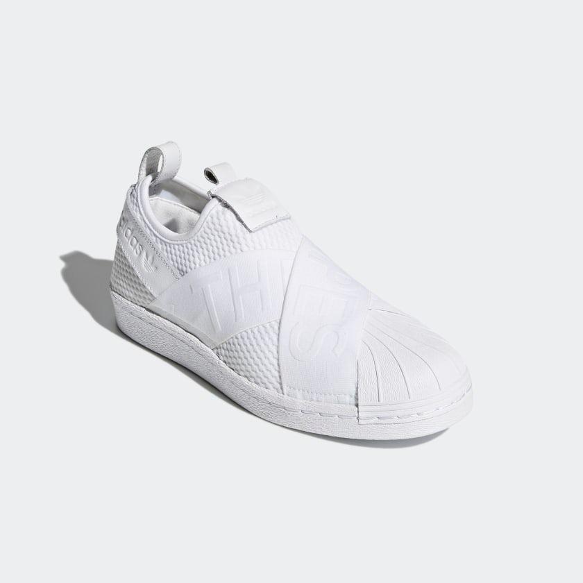 49dd5bf6583 zapatillas adidas superstar slip on w. Cargando zoom.