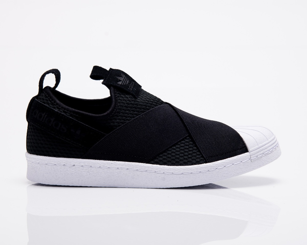zapatillas adidas superstar slip on w s81337 lefran. Cargando zoom. 1c4fd13ded061