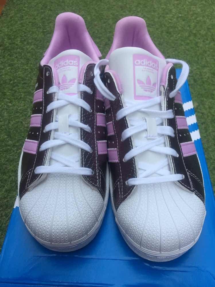 6a72d54b33 zapatillas adidas superstar talla 35 nuevas originales. Cargando zoom.