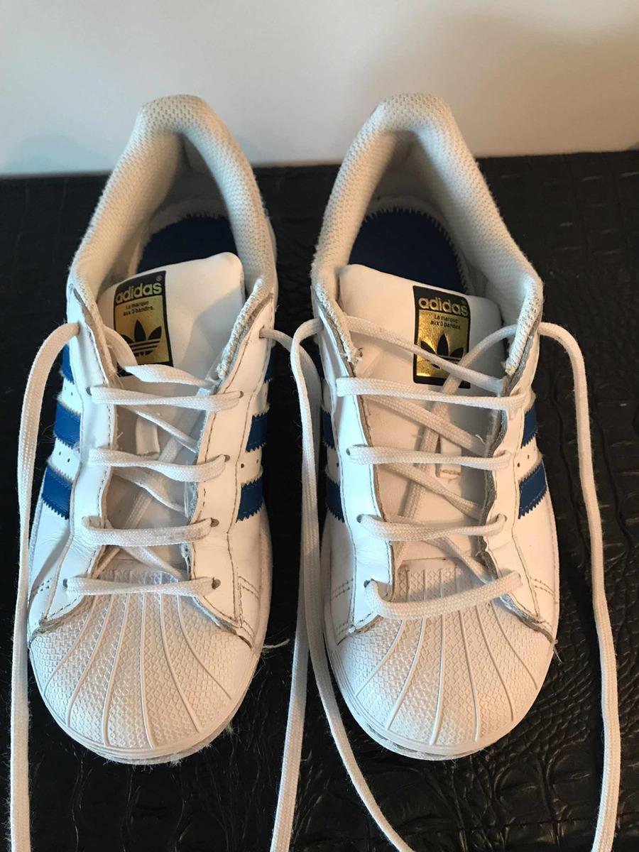 bd7a8cf82d0 Zapatillas adidas Súperstar Talle 32 - $ 1.400,00 en Mercado Libre
