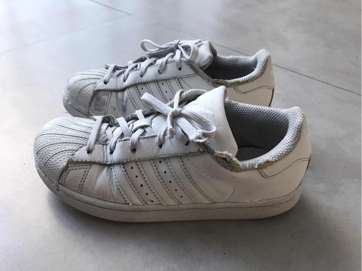 6ab9842b4fa Zapatillas adidas Superstar Talle 32. - $ 600,00 en Mercado Libre