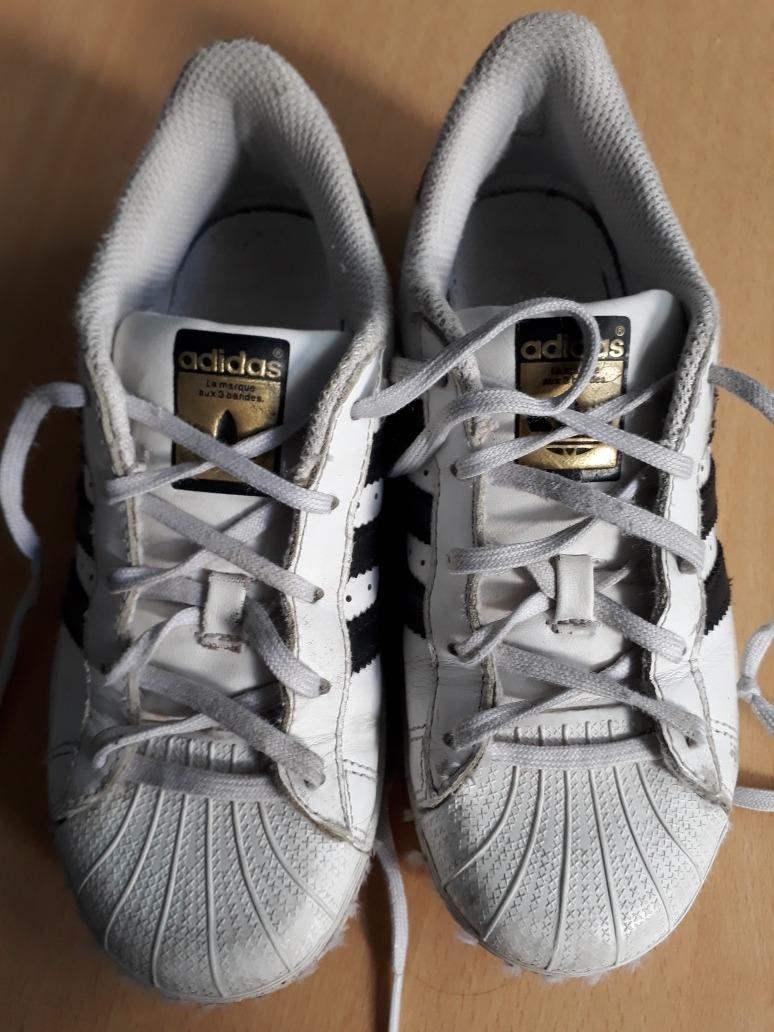 cbe4cb5b91a Zapatillas adidas Superstar Talle 32 - $ 700,00 en Mercado Libre