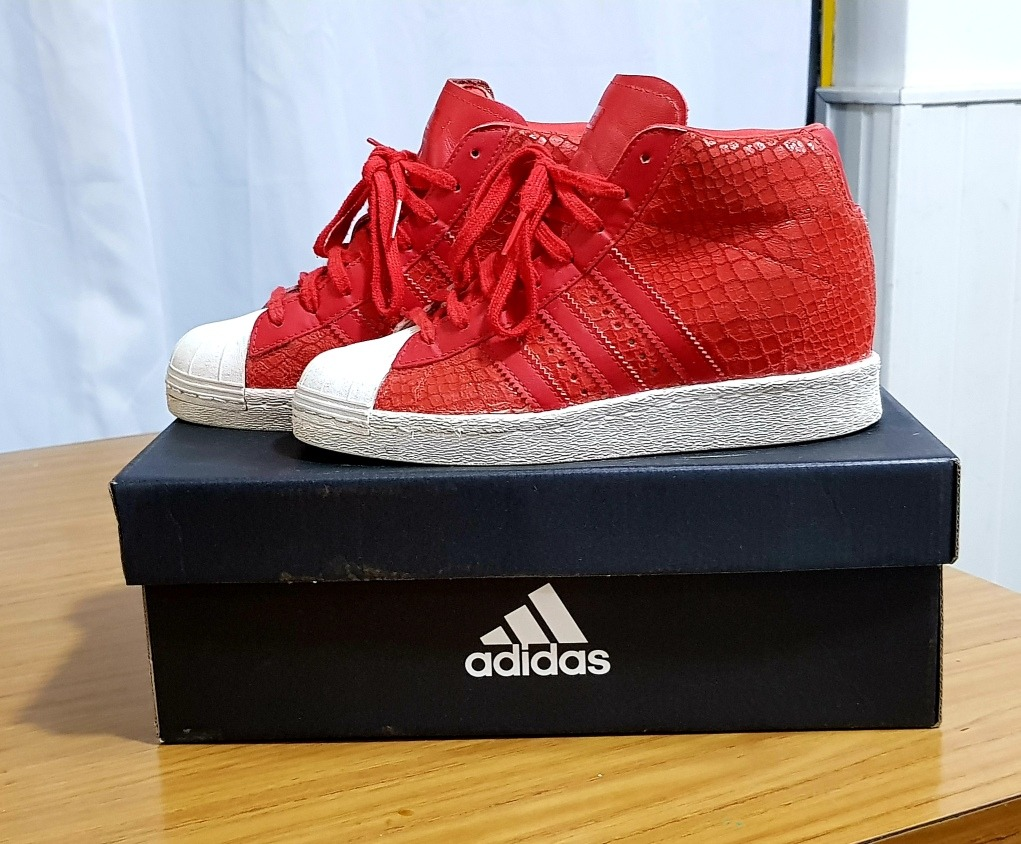 3bc1186ce791 zapatillas adidas superstar up w. Cargando zoom.