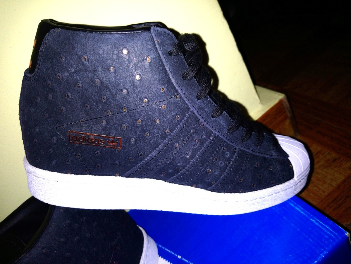 346047c6f50a zapatillas adidas superstar up w botita originales. Cargando zoom.