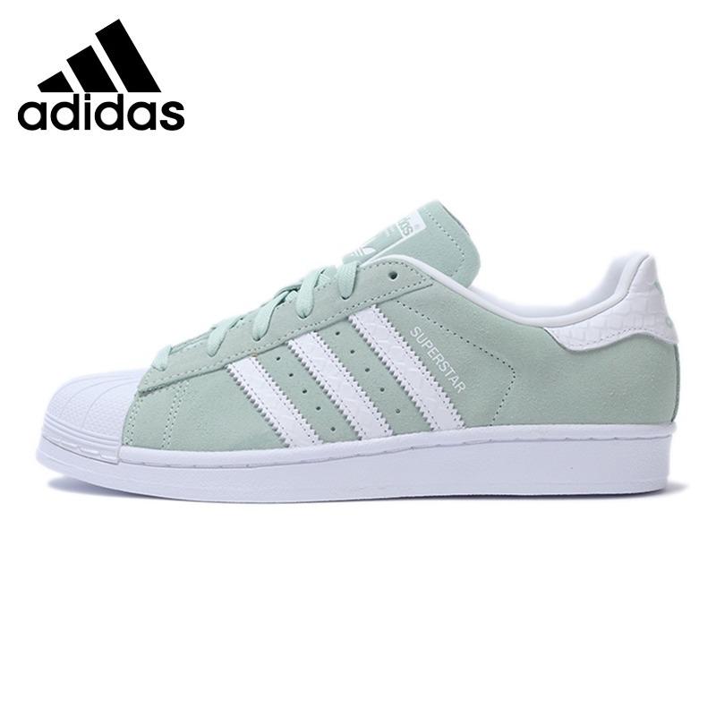 d4c5f897a Zapatillas adidas Superstar Verdes 100% Originales Mujer -   3.399 ...