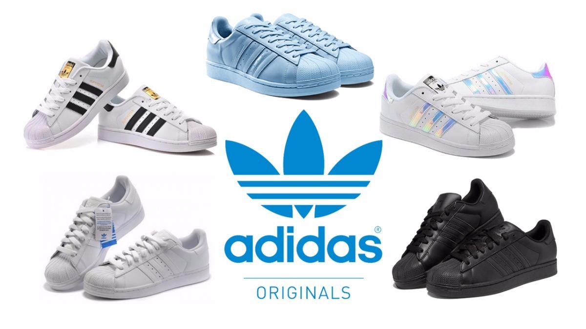 modelos de zapatillas adidas superstar