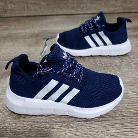 zapatillas niño adidas tela