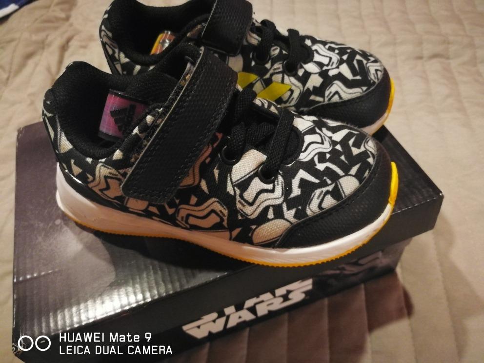 Zapatillas adidas Talla 24 -   11.000 en Mercado Libre 8be5464364382