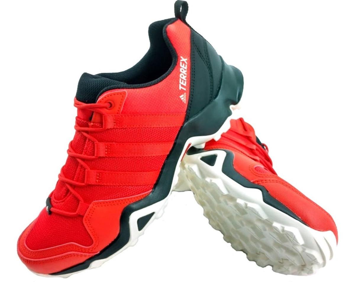 Hombre Adidas Ax2r Roja Trekking Zapatillas Terrex Eezap b6gfY7y