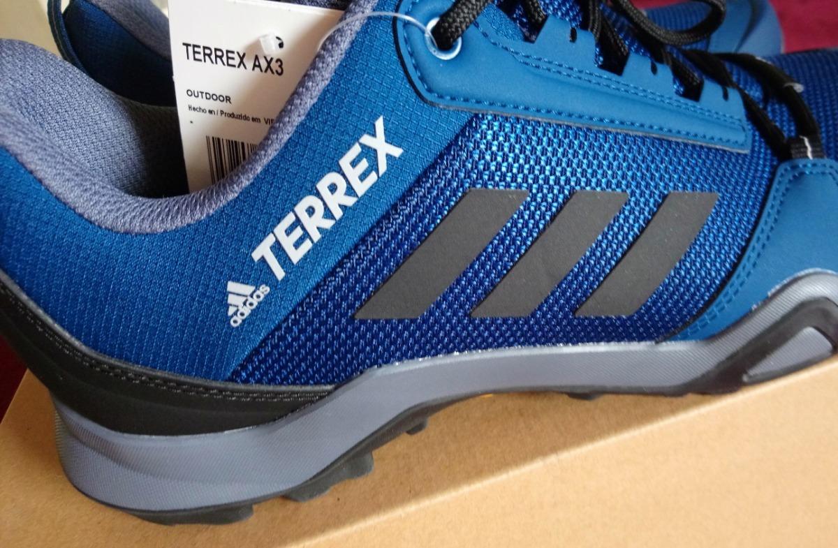 95ba8de1 zapatillas adidas terrex ax3 44.5 de tienda nuevas caja. Cargando zoom.