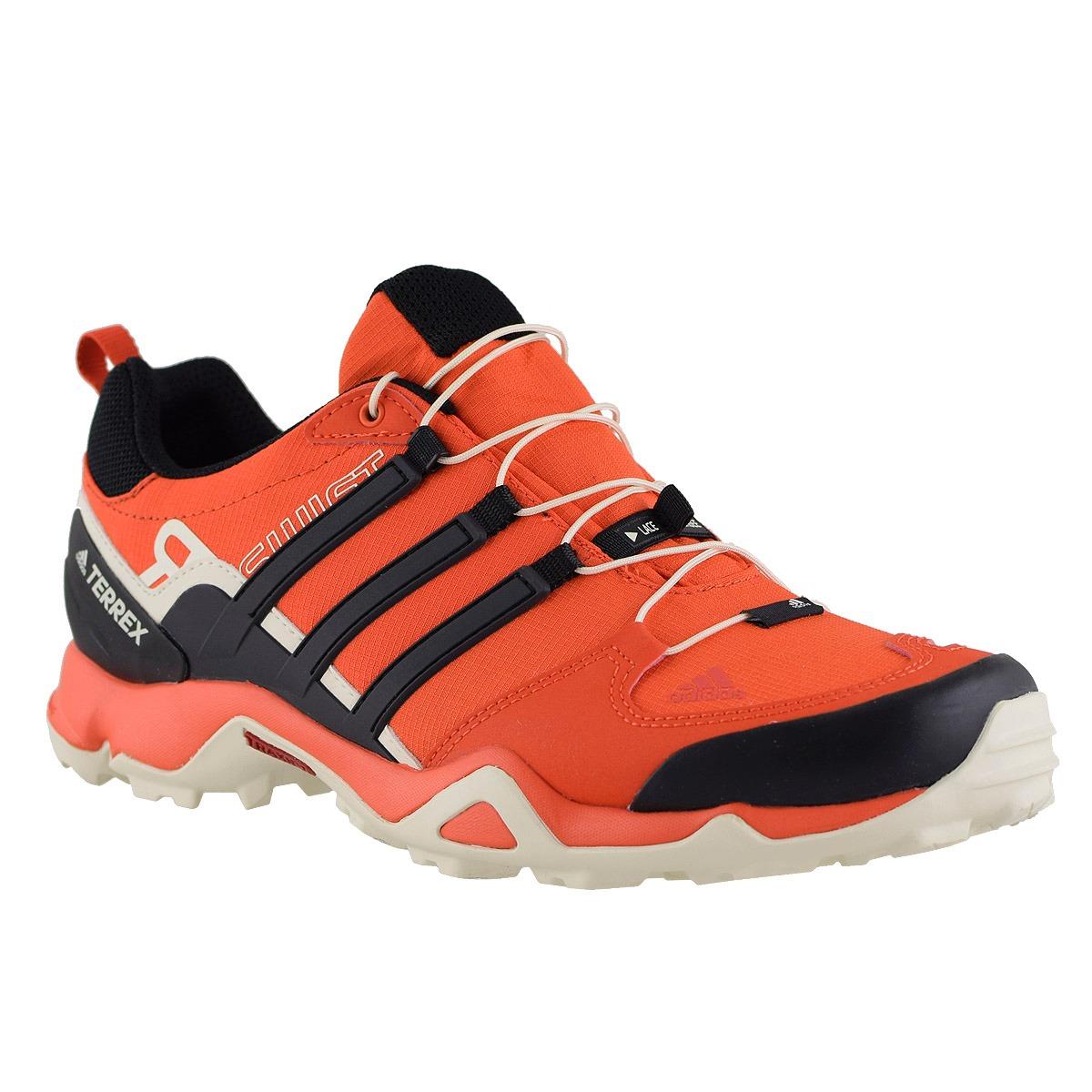 zapatillas adidas hombre naranjas