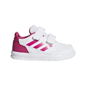Zapatillas adidas Altarun CF I blancoazul bebé