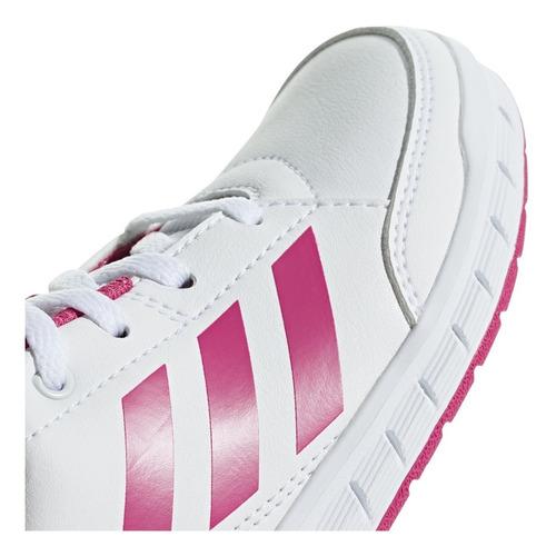 zapatillas adidas training altasport k niña bl/fu