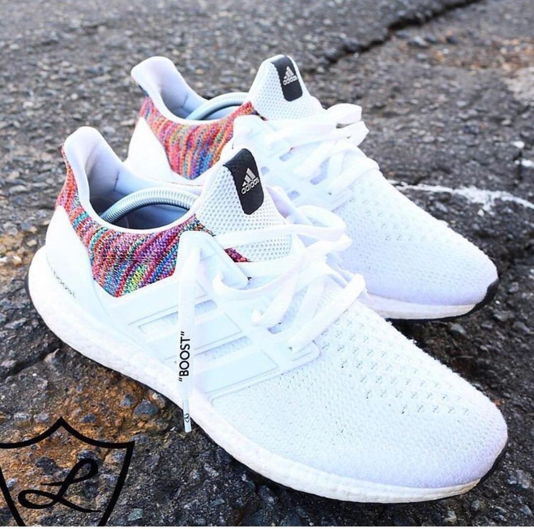 Agua con gas Sucediendo Abastecer  tenis adidas boost mujer blancos - Tienda Online de Zapatos, Ropa y  Complementos de marca