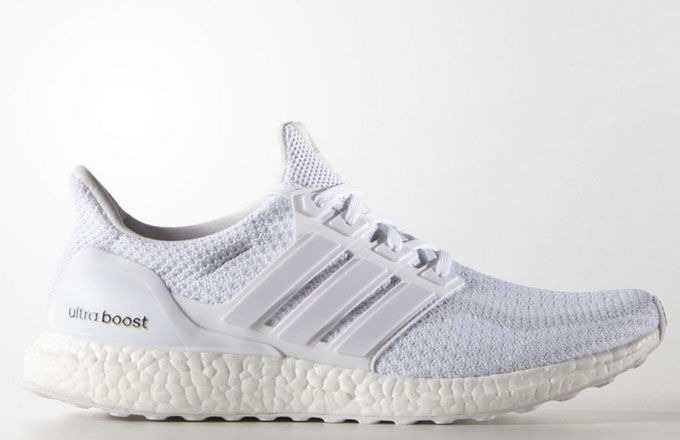 adidas ultra boost blanco
