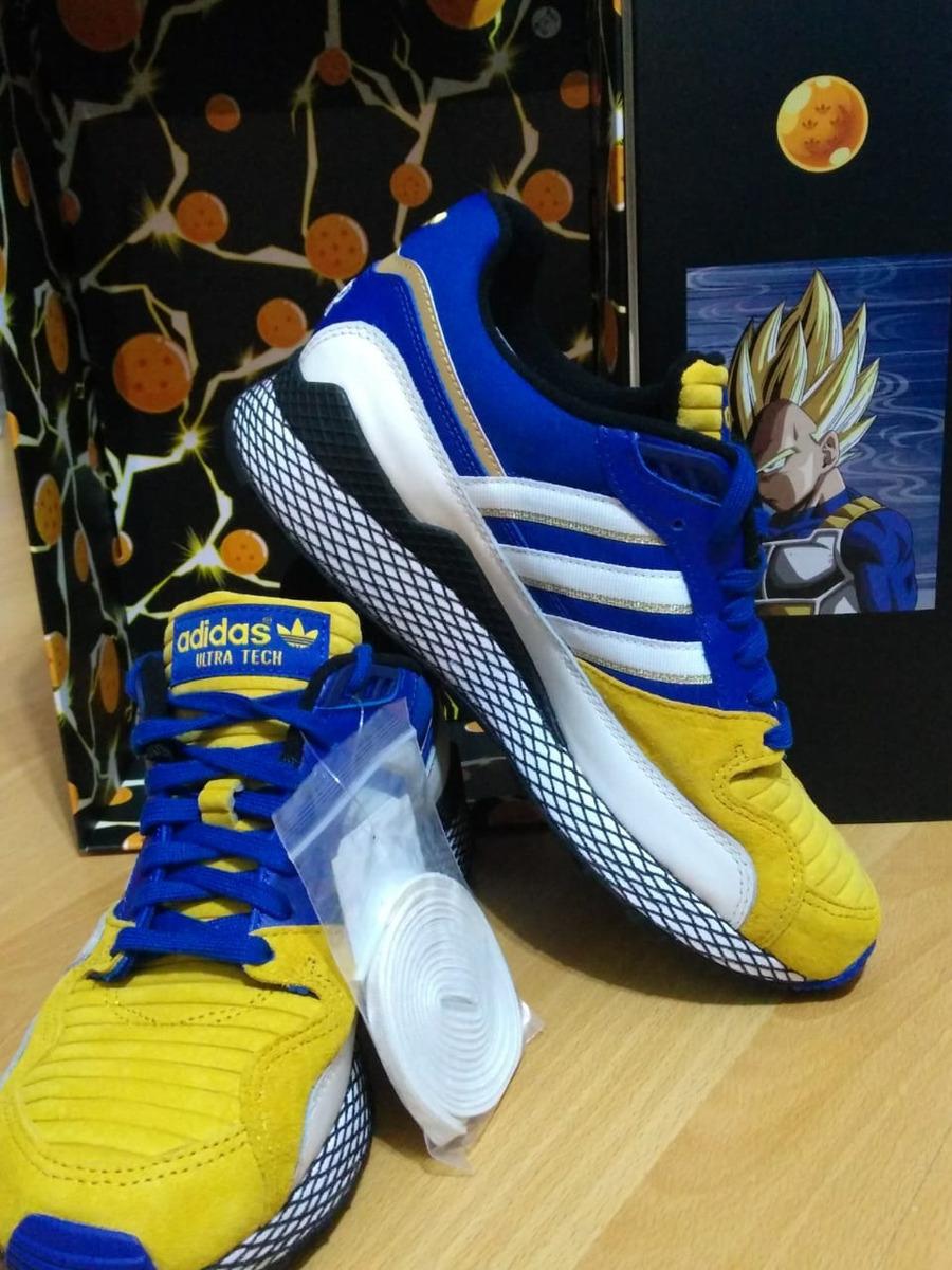 8bfaff5b909a Zapatillas adidas: Ultra Tech- Dragon Ball Vegeta