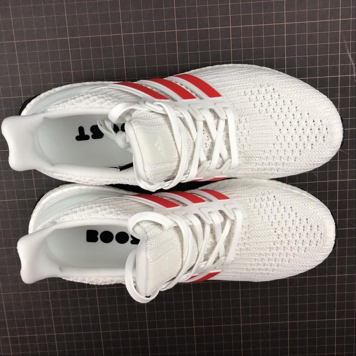 Zapatillas adidas Ultraboost Blanco 39.45 Ultimo Modelo