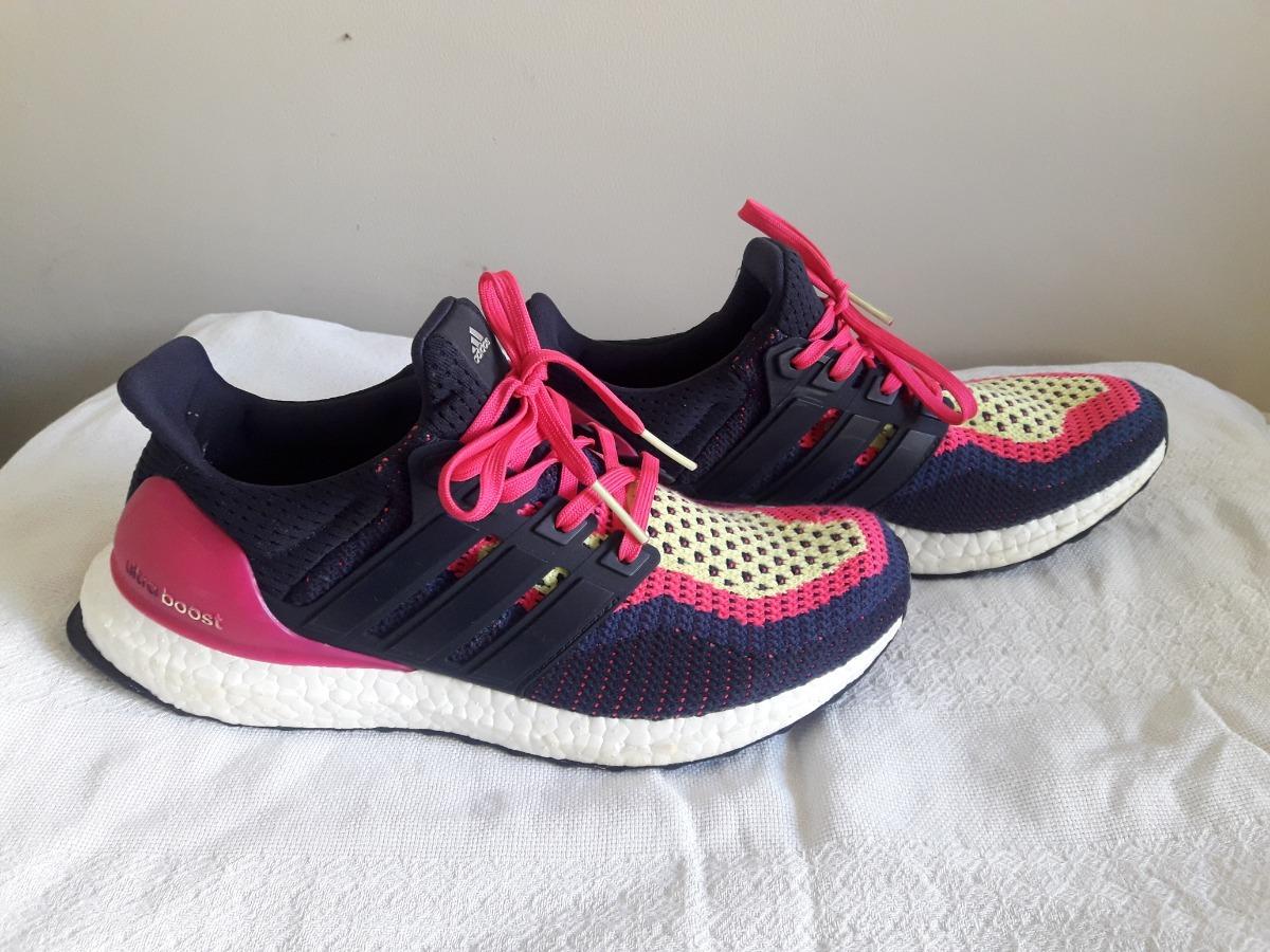 2e6595615c2a0 Zapatillas adidas Ultraboost W Running Nº39 Uk 7 Us 8 1 2 -   1.950 ...