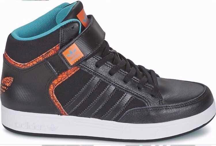 Adidas Niños Varial Oportunidad Zapatillas Mid j34q5ARL