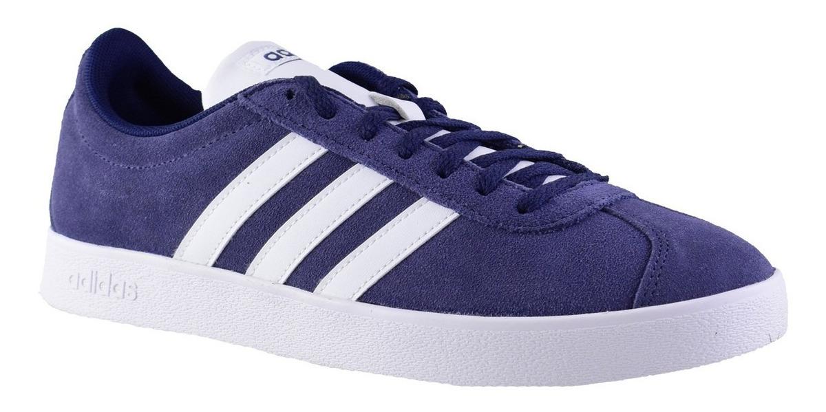 Adidas Vl Court 2.0 Zapatillas Adidas Negro en Mercado