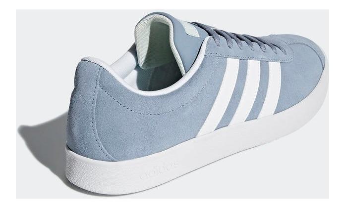 Zapatillas ADIDAS VL Court 2.0 para Hombre grisblanco Mayor