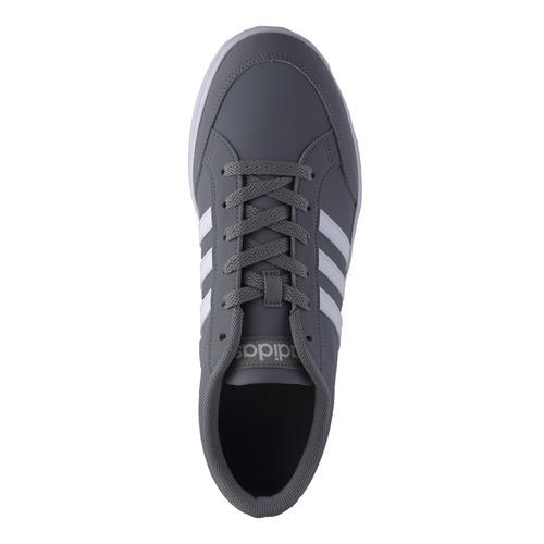 zapatillas adidas vs set hombre gris
