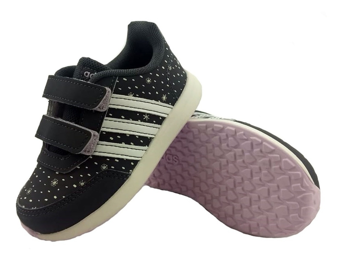 zapatillas adidas gris rosa