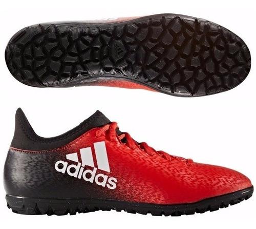 zapatillas adidas x 16.3 - tf - últimas 2017