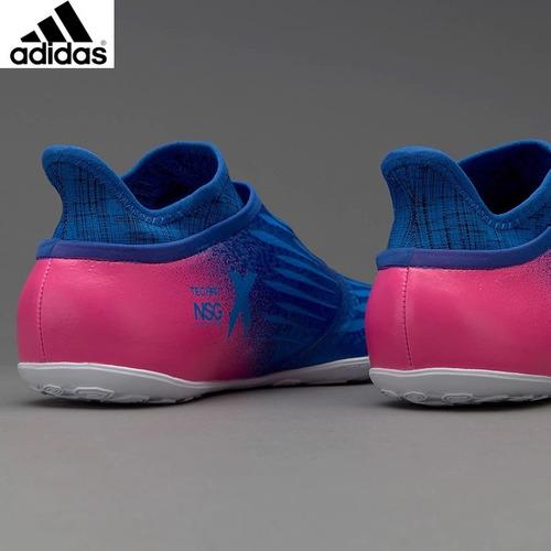 zapatillas adidas x purespeed indoor nuevas para losa