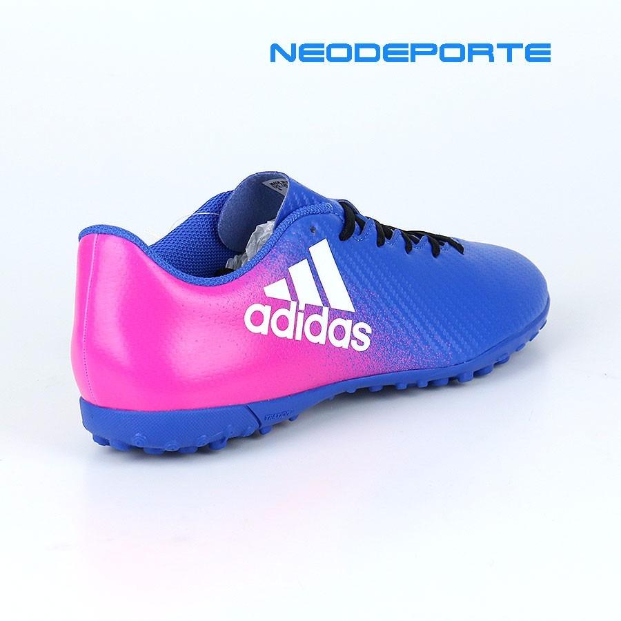 8602daccd04a3 zapatillas adidas x16.4 tf para fulbito en grass ndph. Cargando zoom.