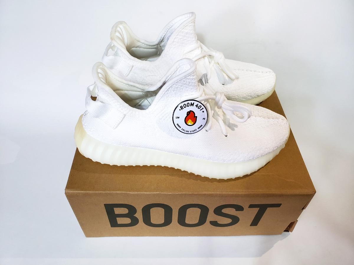 60c4416903ea7b zapatillas adidas yeezy 350 v2 cream white (fotos reales). Cargando zoom.